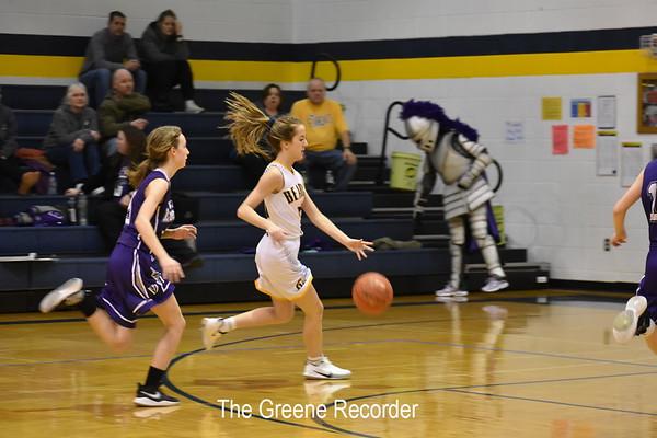 Girls Regional vs Valley Lutheran