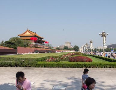 Forbidden City, Beijing, May 2012