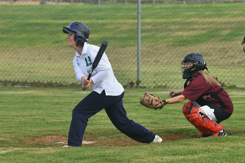 Masters Softball  Riverland Rats game