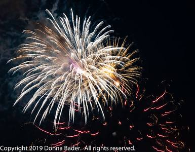 Yachats 4th of July 2019 Fireworks