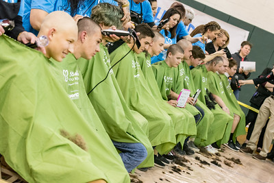 Emmaus Shave for the Brave 2017
