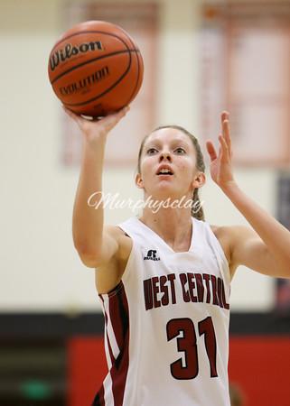 West Central Girls Basketball