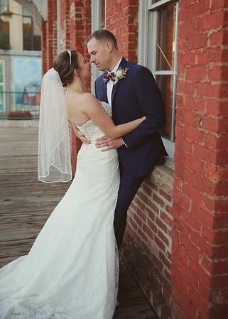 Mr. & Mrs. Butler! <3