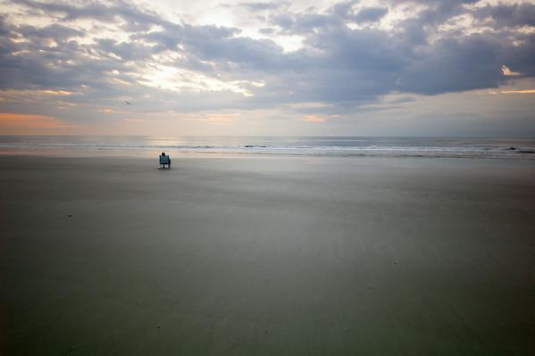 Jult 4th - Morning at the Beach