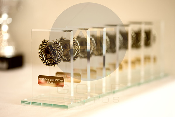 Russell Adams Golf Academy - Awards Dinner