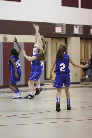 2012 Girls Basketball vs Bayshore 01292013