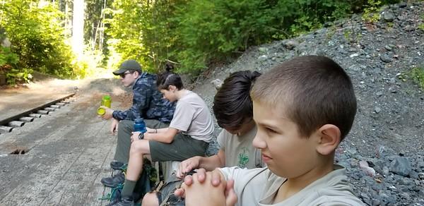 Dosewallips Hike - Jul 10