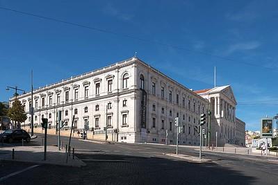 Palácio de São Bento : Assembleia da República