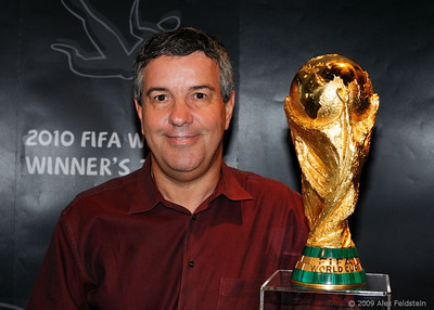 2010 FIFA World Cup Trophy