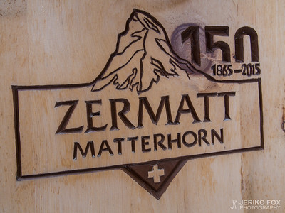 Walking Around Zermatt