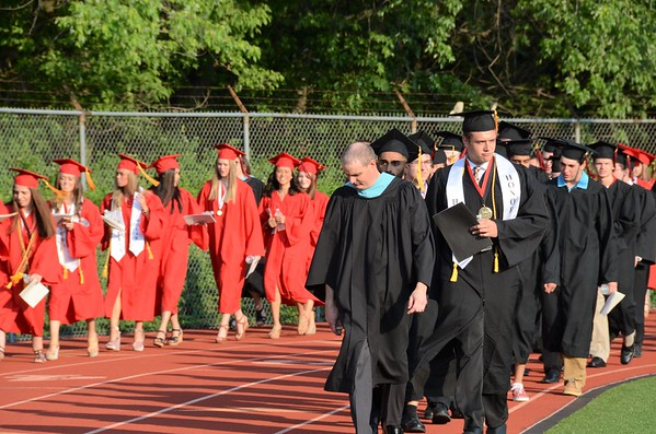 06_14_17 Hatboro-Horsham high School graduation