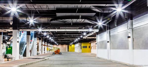 Reston Station Progress September 2013