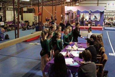 Summit Gymnastics : Session 4 : Level 5 / BPO