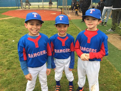 Rangers - 2018
