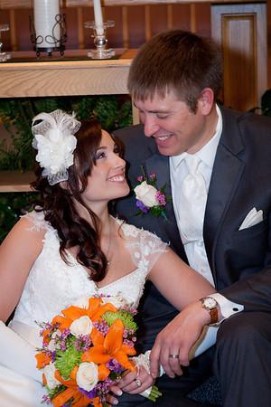 Deutmeyer-Recker Wedding