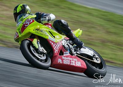 Australian super bikes Qld raceway