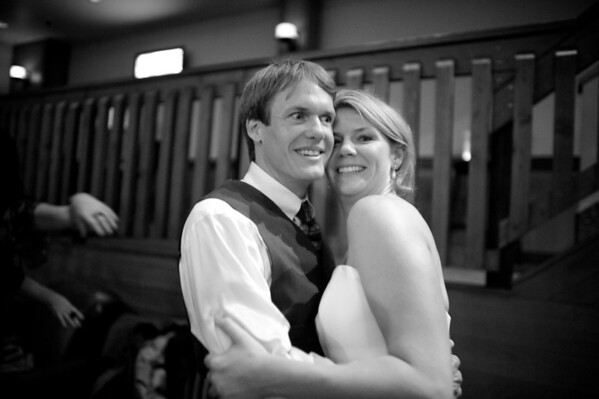 Carrie & Bryan: Post-Reception
