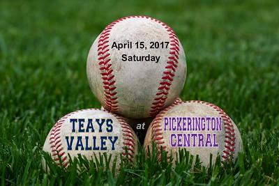 2017 Teays Valley at Pickerington Central (04-15-17)