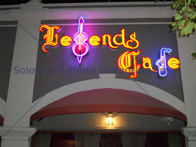 Legend's Cafe 8.28.12
