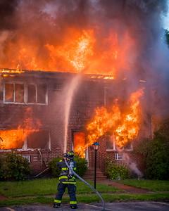 Lawrence, MA 3rd Alarm - 30 Shawsheen Ct - 6/10/21