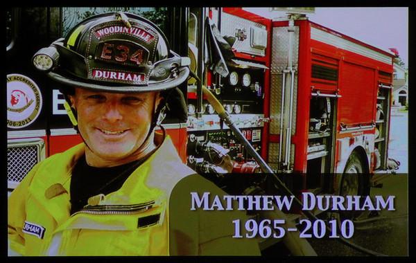 2011 REMEMBERING MATT DURHAM