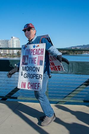 Oakland Rally Photos
