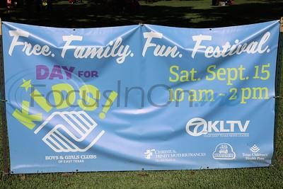 9/15/18 Boys & Girls Club Day For Kids by David Thomas