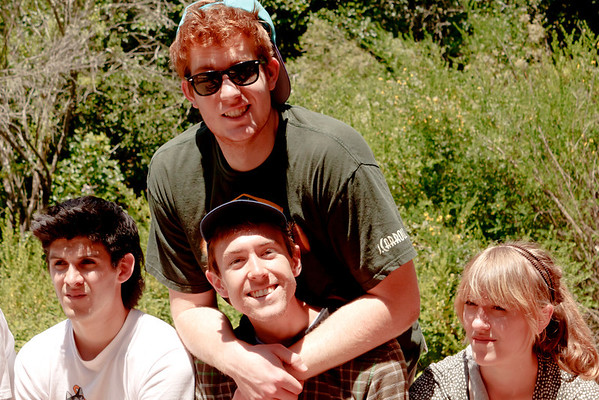 2011 Redwood Camp Summer Staff