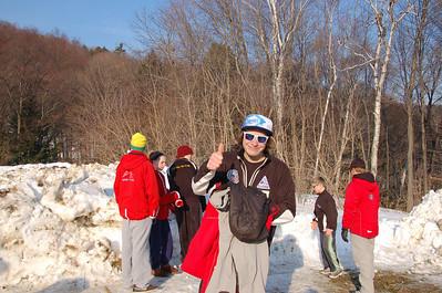 Harris Hill Ski Jump: Brattleboro, VT ~ February 17-20, 2011