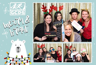 Greenwich Country Day School's 2018 Holiday Party