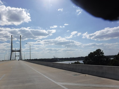 Day 1 Central AL  to Moro Bay State Park AR