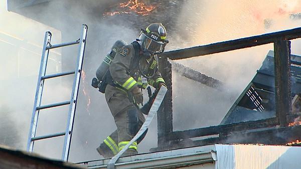 July 2, 2020 - Working Fire - 115 Rainsford Rd.
