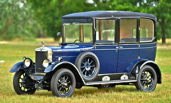 1927 Morris Oxford Flatnose Judges Car FH 4674