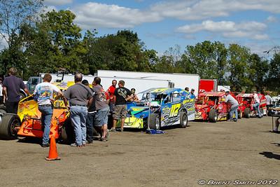 Grandview Speedway September 15, 2012