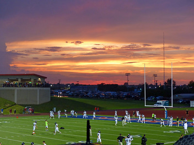 Football vs. Waco Midway (Away) 8-26