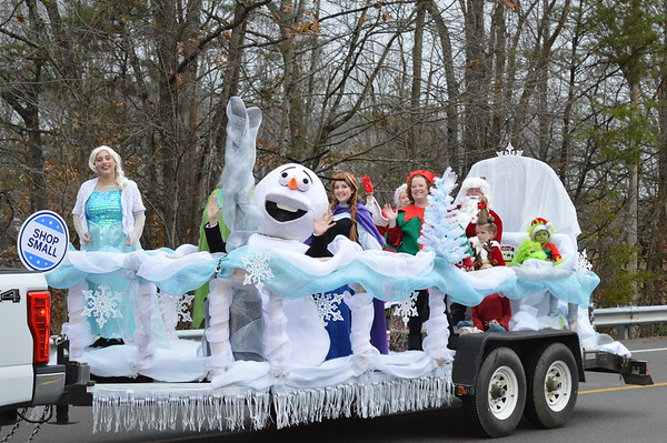 Town of Unicoi Christmas Parade - November 2019