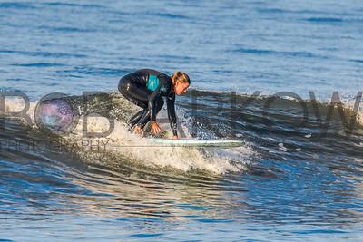Surfing Long Beach 6-25-17