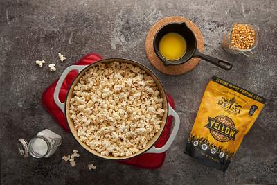 October - Popcorn