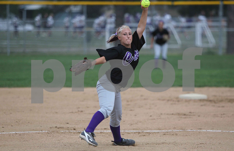 Arvada West Softball 2012