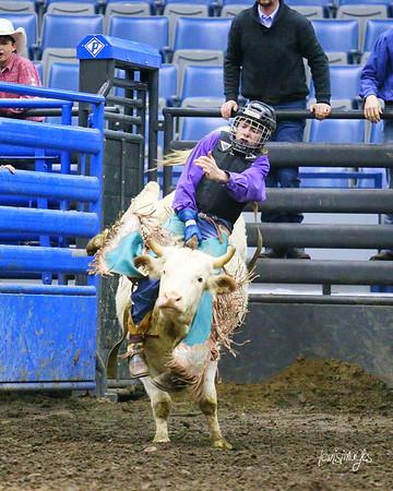 Saskatchewan High School Rodeo at Agribition - 1st Round