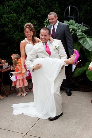 Hill-Kropf Wedding