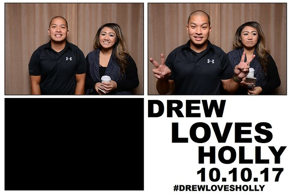 Holly & Drew Photo Booth