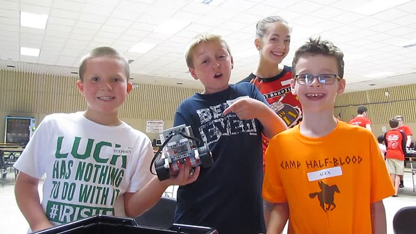 Summer FLL Camps