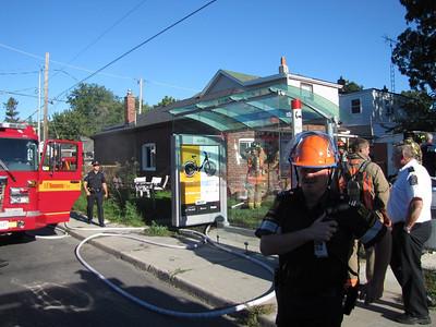 September 10, 2012 - Working Fire - 248 Westlake Ave.
