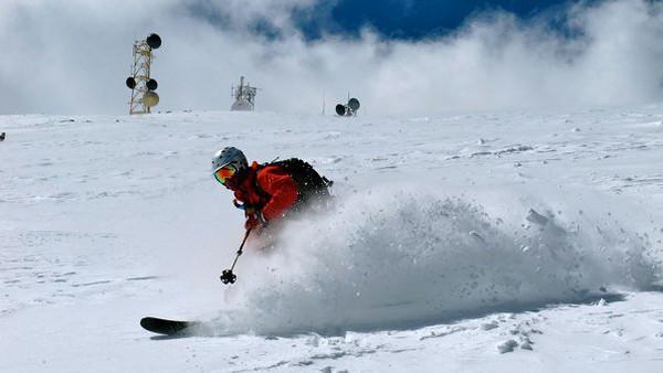 Berthoud Pass Skiing 5/16/2010
