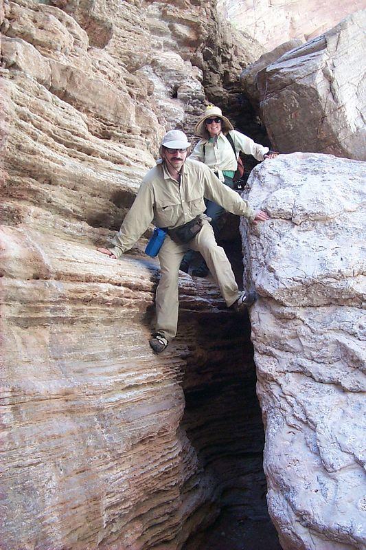 Joel Climbing down   (Jun 08, 1999, 02:41pm)