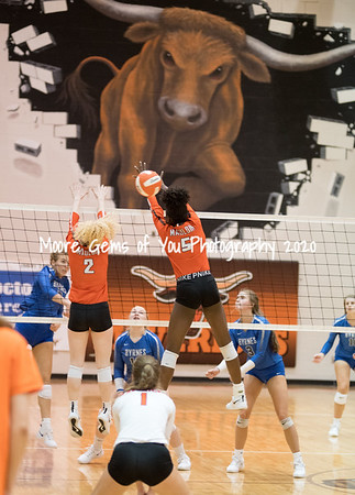 2019 Mauldin vs Byrnes Volleyball varsity