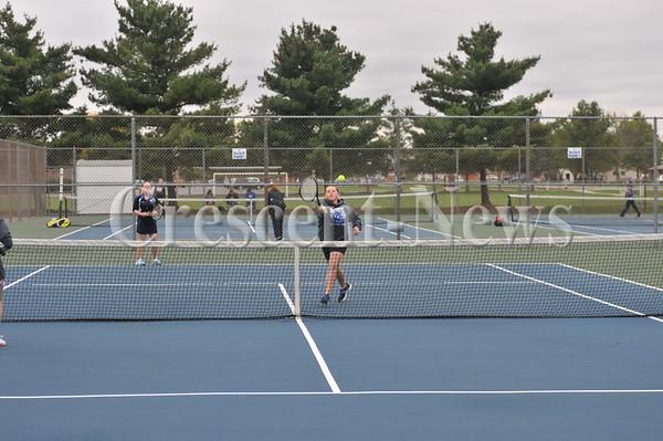 09-30-14 Sports Wauseon @ DHS girls Tennis