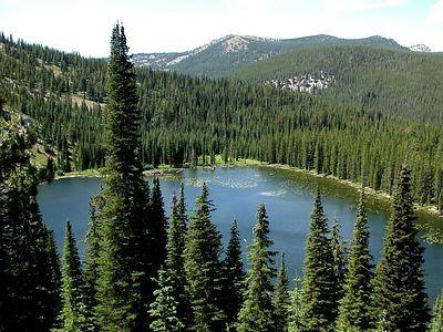 Nethker Lake 8-7-03