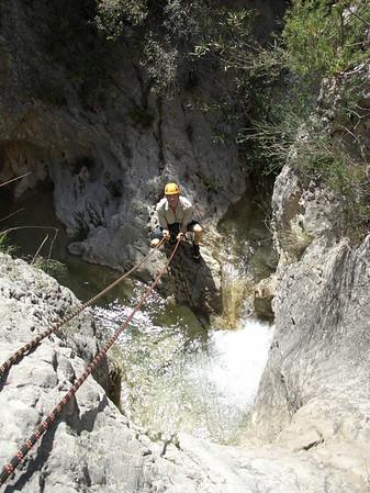 Canyoning 2007